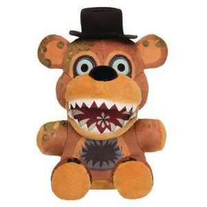 Five Nights At Freddy'S Twisted Ones Freddy Plush